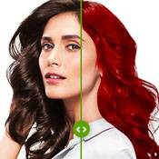 Garnier Virtual Try On tool