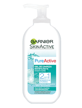 skinactive pure active 2 em 1