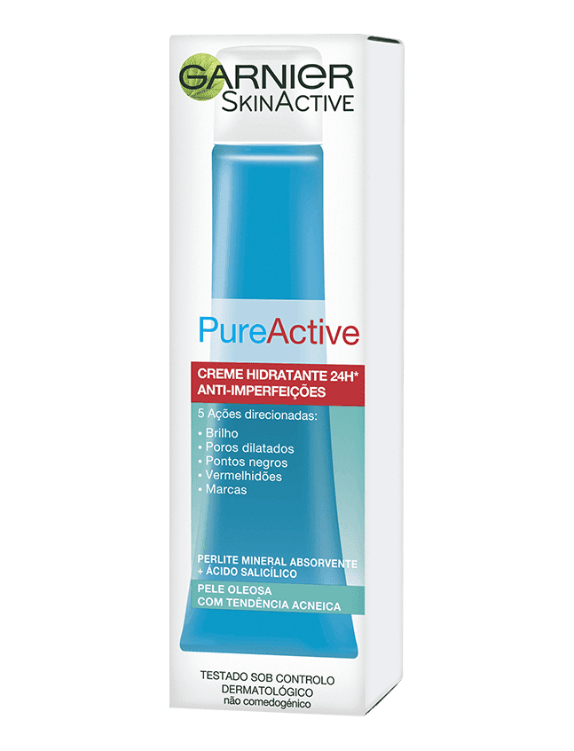 Pure Active Intensive creme